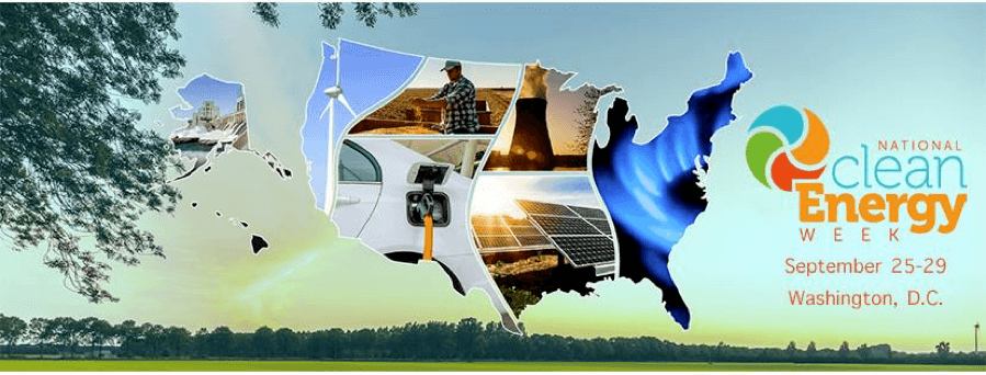 Inaugural National Clean Energy Week Includes Biomass