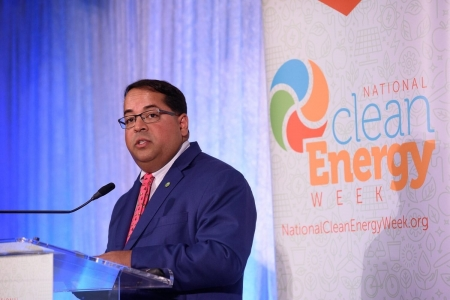 Neil Chatterjee Chairman of the Federal Energy Regulatory Commission