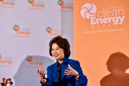 Secretary of Transportation Elaine Chao